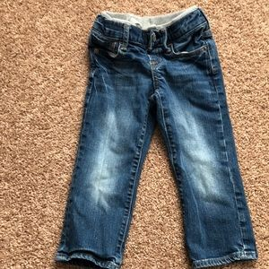 Babygap pull on jeans